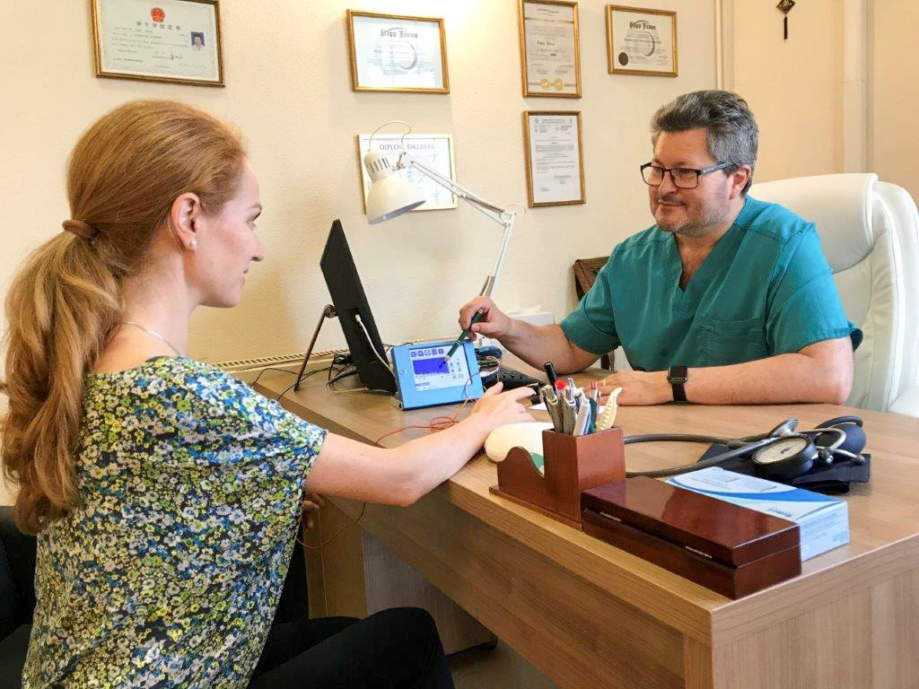 F-scan kivizsgálás és kezelés - Medical Healing Point