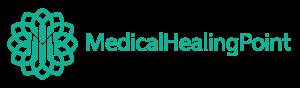 Medical Healing Point Egészségközpont logó
