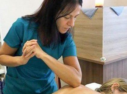 Nyakprotokoll képzés - Gyógyító masszázsok